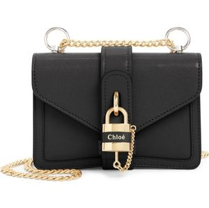 CHLOÉ Aby Mini Leather Shoulder